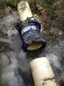 Irrigation Mainline Repair