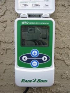 rainbird wireless rain sensor