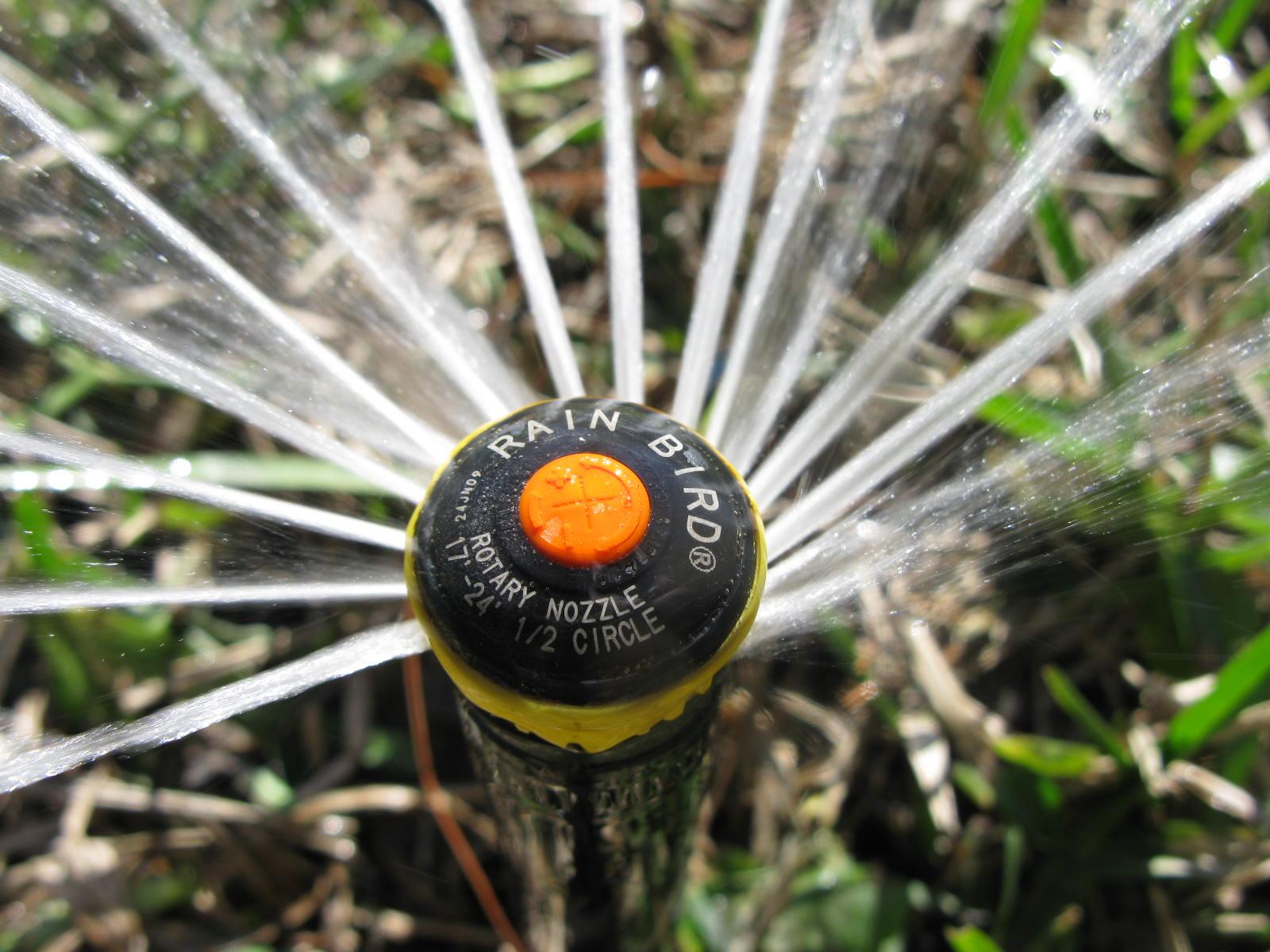 Image Result For Sprinkler Head Coverage