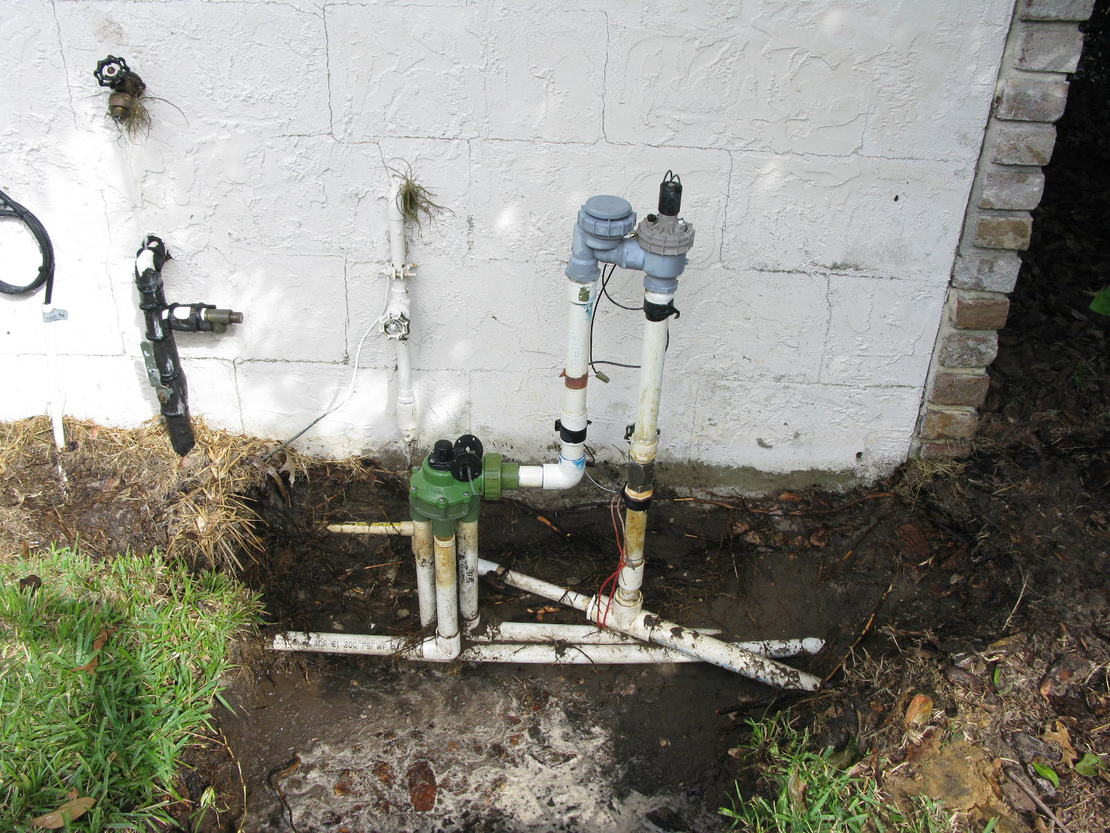 Anti siphon backflow prevention orlando sprinklers and
