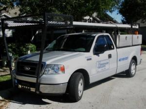 hessenauer irrigation service truck