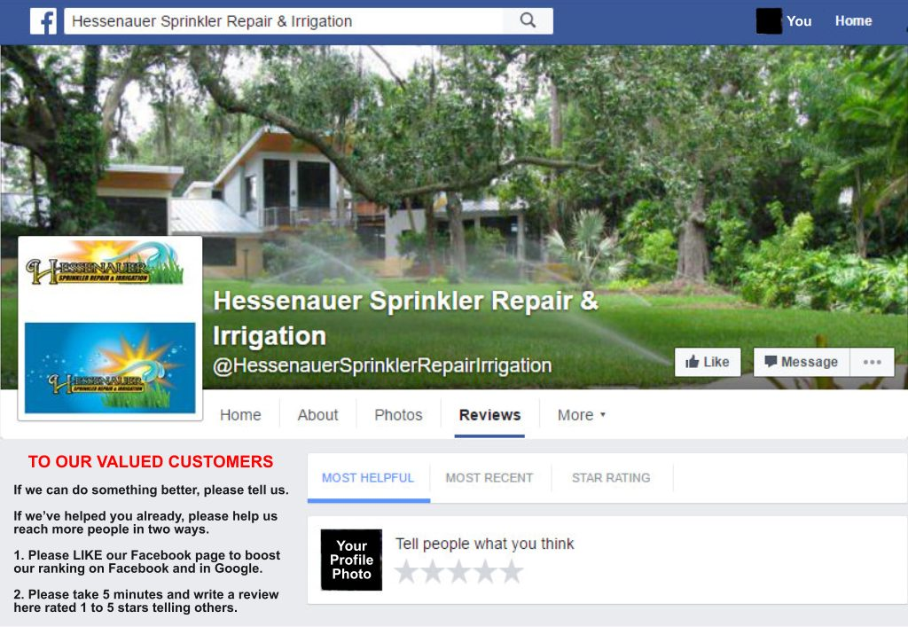 heseenauer and facebook reviews graphic