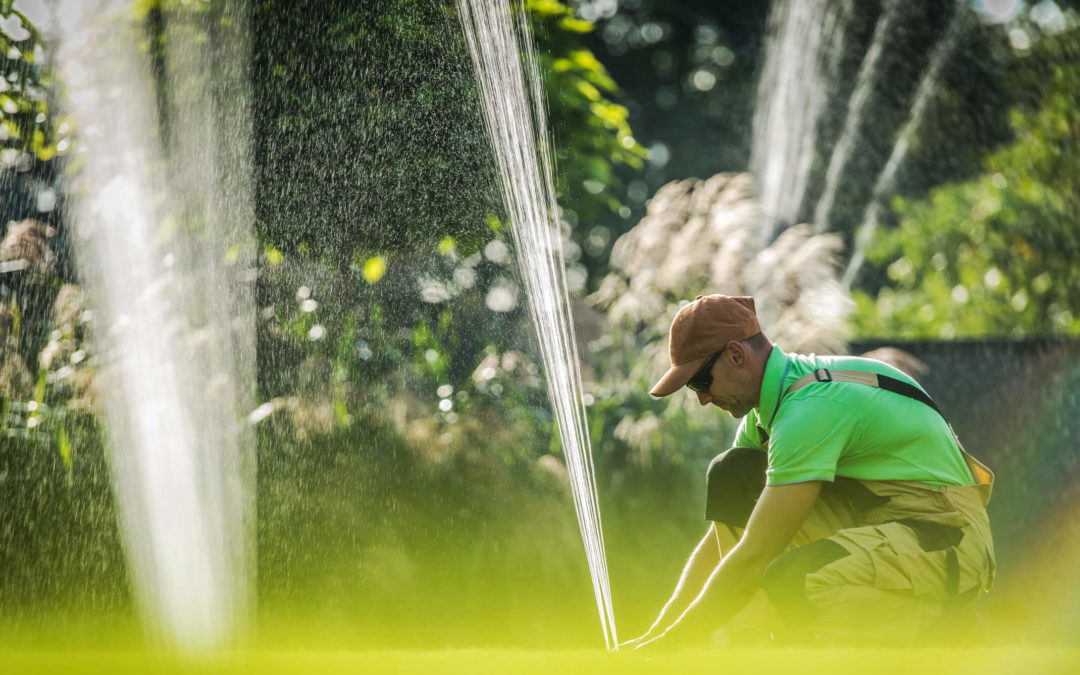 Is your Irrigation and Sprinkler System Company Licensed and Insured