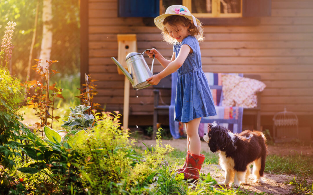 Which Plants Are Poisonous To Pets And Children?
